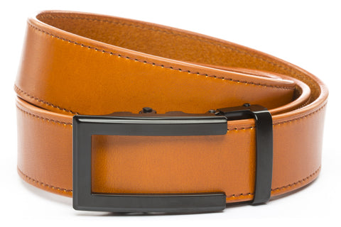 1-5-quot-traditional-buckle-in-black 1-5-saddle-tan-vegetable-tanned-leather