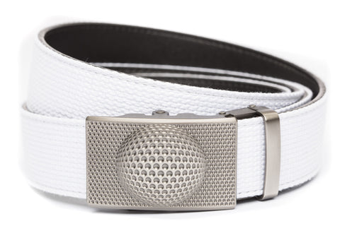 1-5-quot-anson-golf-buckle-in-gunmetal 1-5-quot-white-canvas-strap