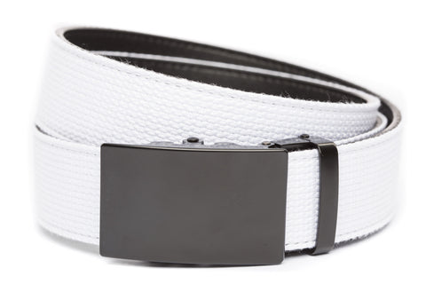 1-5-quot-classic-buckle-in-black 1-5-quot-white-canvas-strap