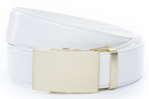 1-5-quot-classic-buckle-in-matte-gold 1-5-quot-white-leather-strap