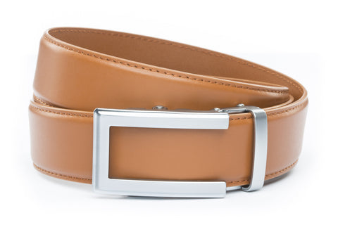 1-5-quot-traditional-buckle-in-silver 1-5-quot-saddle-tan-leather-strap
