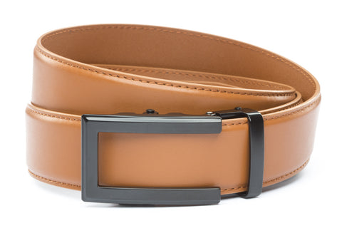 1-5-quot-traditional-buckle-in-black 1-5-quot-saddle-tan-leather-strap
