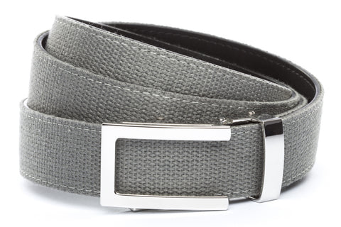 1-25-quot-nickel-free-traditional-buckle 1-25-quot-grey-canvas-strap