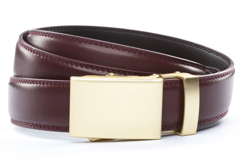 1-25-quot-classic-buckle-in-matte-gold 1-25-quot-cordova-leather-strap