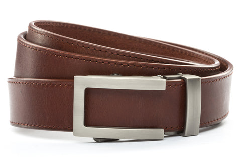 1-25-quot-traditional-buckle-in-gunmetal 1-25-quot-picante-vegetable-tanned-leather-strap