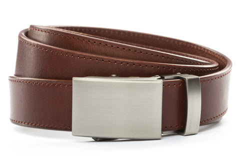 1-25-quot-classic-buckle-in-gunmetal 1-25-quot-picante-vegetable-tanned-leather-strap