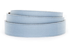 "1.25"" Light Blue Canvas Strap"