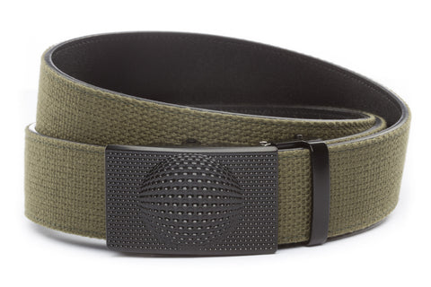 1-5-quot-anson-golf-buckle-in-black 1-5-quot-olive-drab-canvas-strap