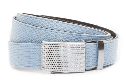1-25-quot-anson-golf-buckle-in-silver 1-25-quot-light-blue-canvas-strap