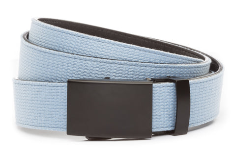 1-25-quot-classic-buckle-in-black 1-25-quot-light-blue-canvas-strap