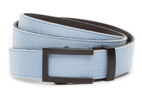 1-25-quot-traditional-buckle-in-black 1-25-quot-light-blue-canvas-strap