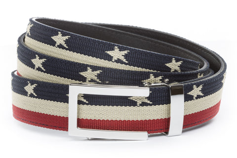 1-25-quot-nickel-free-traditional-buckle 1-25-quot-stars-and-stripes-canvas-strap