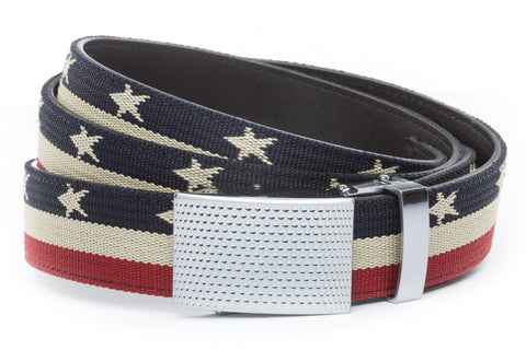 1-25-quot-anson-golf-buckle-in-silver 1-25-quot-stars-and-stripes-canvas-strap