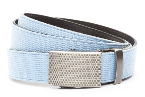 1-25-quot-anson-golf-buckle-in-gunmetal 1-25-quot-light-blue-canvas-strap