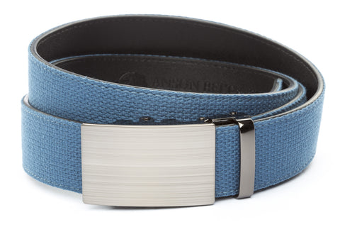 1-5-quot-classic-in-formal-gunmetal 1-5-quot-marine-blue-canvas-strap