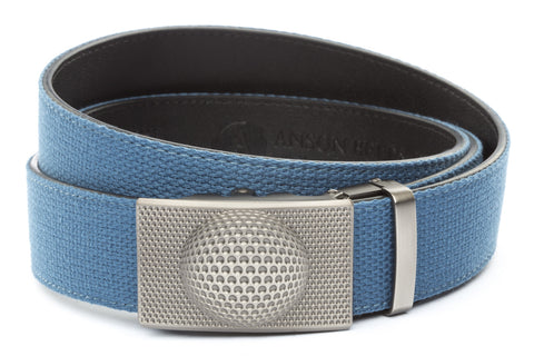 1-5-quot-anson-golf-buckle-in-gunmetal 1-5-quot-marine-blue-canvas-strap
