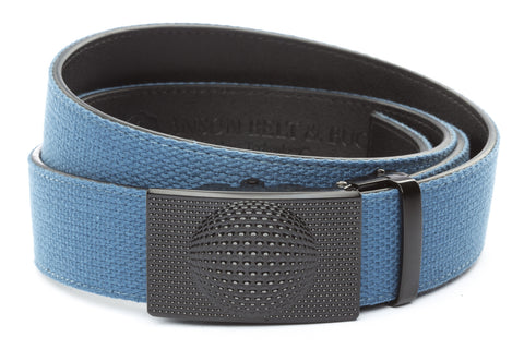 1-5-quot-anson-golf-buckle-in-black 1-5-quot-marine-blue-canvas-strap