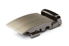 "1.5"" Classic Buckle in Formal Gunmetal"