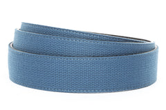 "1.5"" Marine Blue Canvas Strap"