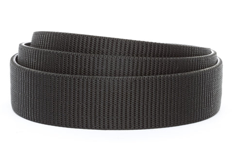 "1.5"" Concealed Carry Black Nylon Strap - Anson Belt & Buckle"