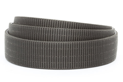 "1.5"" Graphite Nylon Strap - Anson Belt & Buckle"