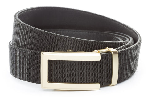 1-5-quot-traditional-buckle-in-gold 1-5-quot-black-nylon-strap