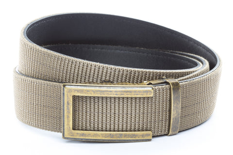 1-5-quot-traditional-buckle-in-antiqued-gold 1-5-quot-desert-tan-nylon-strap