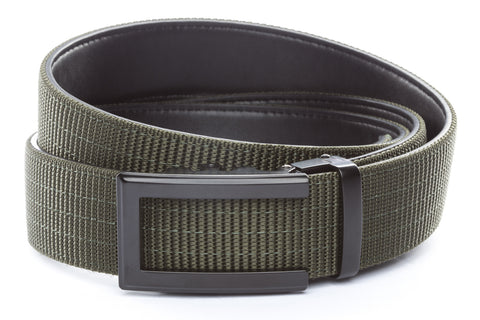 1-5-quot-traditional-buckle-in-black 1-5-quot-olive-drab-nylon-strap
