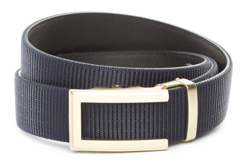 1-5-quot-traditional-buckle-in-gold 1-5-quot-navy-nylon-strap