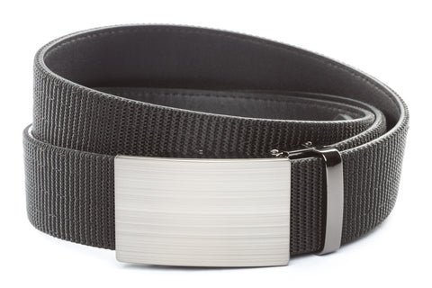 1-5-quot-classic-buckle-in-formal-gunmetal 1-5-quot-black-nylon-strap