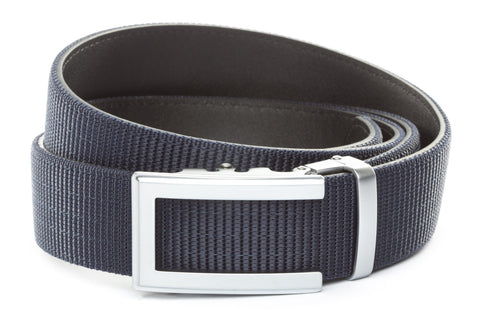 1-5-quot-traditional-buckle-in-silver 1-5-quot-navy-nylon-strap