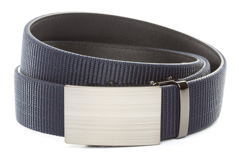 1-5-quot-classic-buckle-in-formal-gunmetal 1-5-quot-navy-nylon-strap
