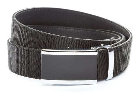 1-5-quot-onyx-buckle-in-silver 1-5-quot-black-nylon-strap