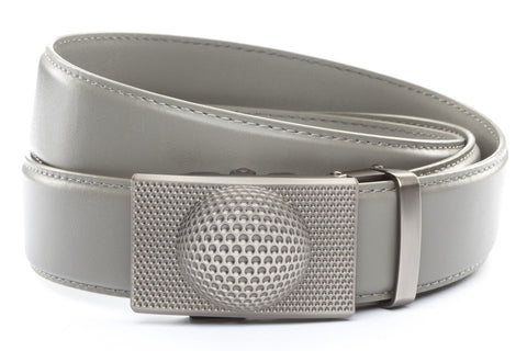 1-5-quot-anson-golf-buckle-in-gunmetal 1-5-quot-grey-leather-strap