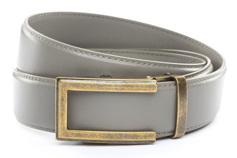 1-5-quot-traditional-buckle-in-antiqued-gold 1-5-quot-grey-leather-strap