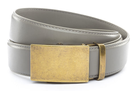1-5-quot-classic-buckle-in-antiqued-gold 1-5-quot-grey-leather-strap
