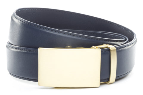 1-5-quot-classic-buckle-in-matte-gold 1-5-quot-navy-leather-strap