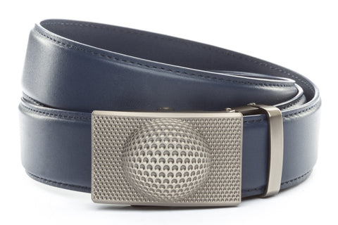 1-5-quot-anson-golf-buckle-in-gunmetal 1-5-quot-navy-leather-strap