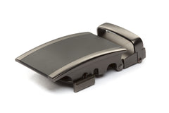"1.5"" Onyx Buckle in Matte Gunmetal"