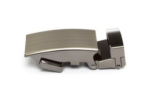 "1.25"" Classic Buckle in Formal Gunmetal - Anson Belt & Buckle"