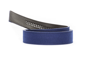 "1.5"" Navy Canvas Strap - Anson Belt & Buckle"