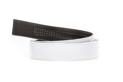 "1.5"" White Canvas Strap"