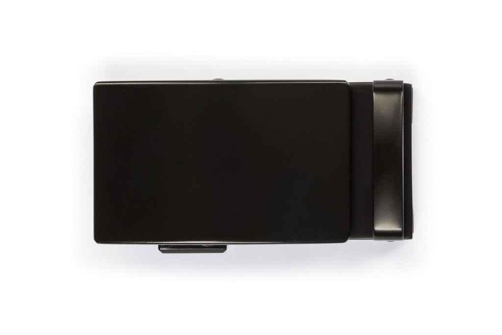 "1.5"" Classic Buckle in Black"