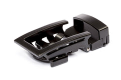 "1.25"" Traditional Buckle in Black"