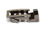 "1.25"" Traditional Buckle in Formal Gunmetal - Anson Belt & Buckle"