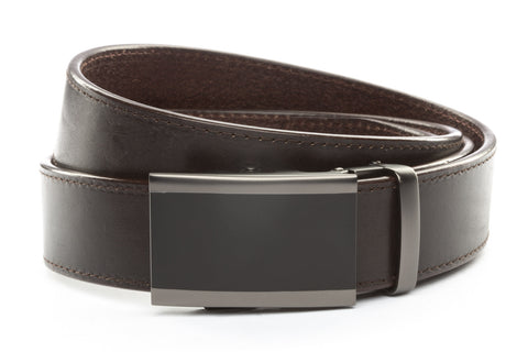 1-5-quot-onyx-buckle-in-matte-gunmetal 1-5-quot-espresso-vegetable-tanned-leather-strap