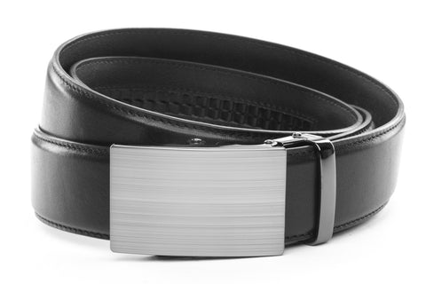 1-5-quot-classic-buckle-in-formal-gunmetal 1-5-quot-black-leather-strap
