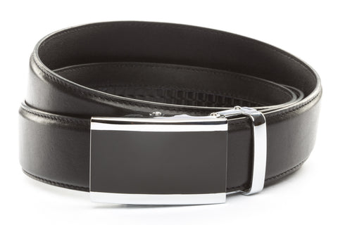 1-5-quot-onyx-buckle-in-silver 1-5-quot-black-leather-strap