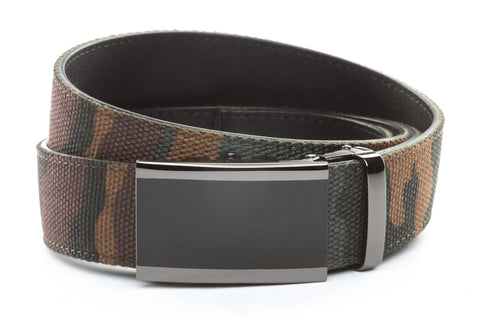1-5-quot-onyx-buckle-in-smoked-gunmetal 1-5-quot-camo-canvas-strap