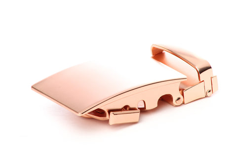 "1.5"" Classic Buckle in Rose Gold"